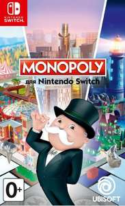 Игра Monopoly для Nintendo Switch
