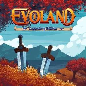 [Nintendo Switch] Evoland Legendary Edition