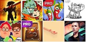 [Google Play] Подборка временно бесплатных игр