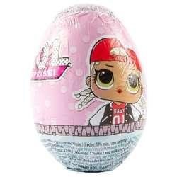 Шоколадное яйцо L.O.L. surprise 2 штуки
