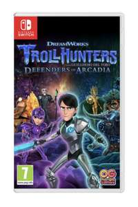[Nintendo Switch] Trollhunters: Defenders of Arcadia