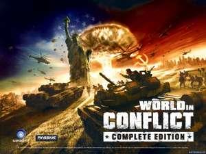 БЕСПЛАТНО полное издание World in Conflict (вместо 250р.)