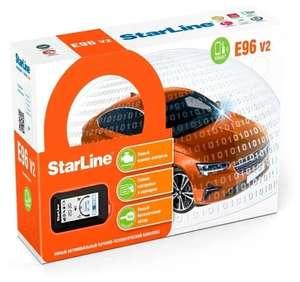 Сигнализация с автозапуском StarLine E96 v2 BT 2 can 4 lin