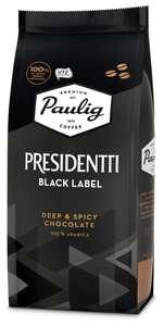 Кофе в зернах Paulig Presidentti Black Label, 250 г