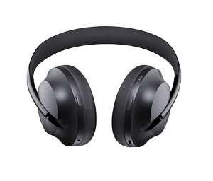 Беспроводные наушники Bose Noise Cancelling 700 Black