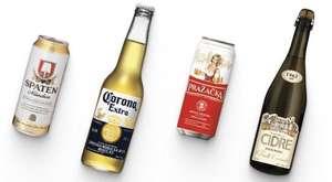 Скидка 30% на импортное пиво и сидры при покупке от 3-х шт.
