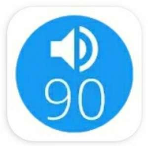 [Android] 90s музыка радио Про