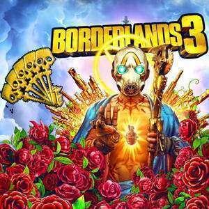 [PC] Золотые ключи для Borderlands 3, Borderlands 2 !