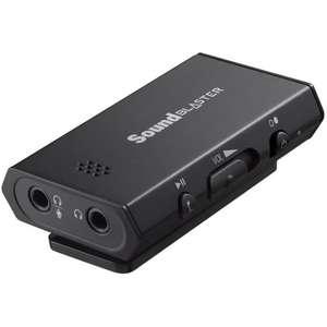 Усилитель Creative Sound Blaster E1 HD за 39.99$