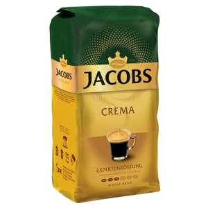 Кофе в зернах Jacobs Crema, 8 кг