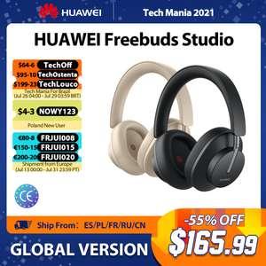 Полноразмерные беспроводные наушники Huawei freebuds studio