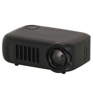 Видеопроектор мультимедийный Rombica Ray Mini Black (MPR-M200)