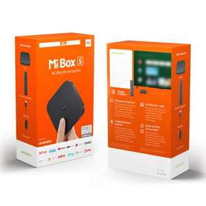 Смарт приставка Xiaomi Mi Box S 4K