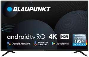 "Телевизор Blaupunkt 58UN265T (58"", 4K, AndroidTV, Bluetooth)"
