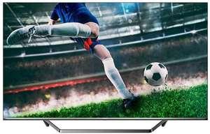 """[СПБ] QLED телевизор HISENSE 55U7QF 55"""" Ultra HD 4K SMART TV (за самовывоз из Пулково)"""