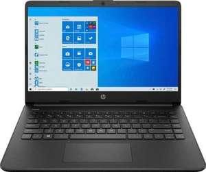 """Ноутбук HP 14s-fq0100ur, 14"""", IPS, AMD Athlon 3050U 2.3ГГц, 4ГБ, 128ГБ SSD, Free DOS 3.0 (18790 с промокодом новорега)"""