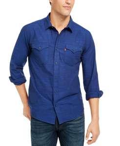 Мужская рубашка Levi's (рр XL) + другие варианты в описании