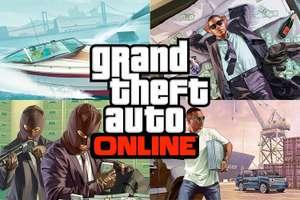 [PC] За вход и игру в Grand Theft Auto Online дадут $250,000 бесплатно