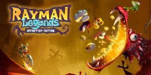 [Switch] Rayman Legends: Definitive Edition