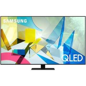 Телевизор Samsung QE50Q87TAU, 4K QLED, SmartTV