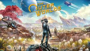 [PC] The outer worlds (steam ключ)