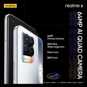 Смартфон Realme 8 6+128 Gb
