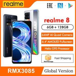 Смартфон Realme 8 6/128 Гб