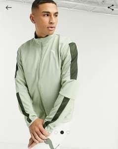 Зеленая куртка на молнии Puma Training Favorite