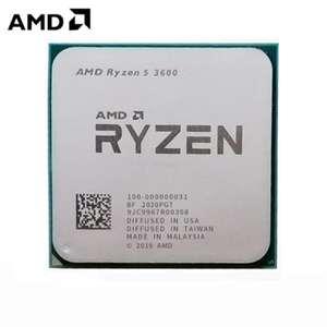 Процессоры AMD Ryzen со скидкой (б/у) (например, процессор AMD Ryzen 3600 б/у )
