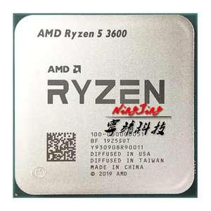 Процессор AMD Ryzen 5 3600 R5 3600 3,6 ГГц New