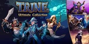 Хорошие игры со скидкой в магазине Nintendo (например, Trine: Ultimate Collection)