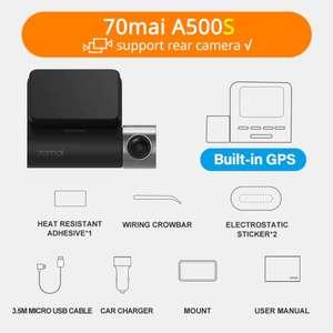 Видеорегистратор 70mai A500S Pro plus