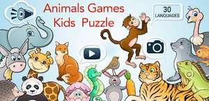[Android] Детская игра-головоломка - игры с животными