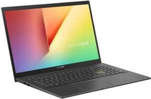 "Ноутбук ASUS VivoBook M513UA-BQ002T, 15.6"", IPS, AMD Ryzen 5 5500U 2.1ГГц, 8ГБ, 512ГБ SSD, AMD Radeon , Windows 10, 90NB0TP1-M01020"