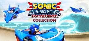 [PC] Скидки до 90% на игры серии Sonic (напр. -75% на All-Stars Racing Transformed)