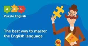 Puzzle English Премиум навсегда