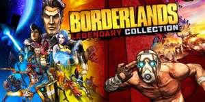 Коллекции Borderlands и BioShock в E-Shop со скидкой 60%