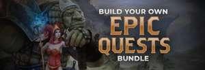[PC] Epic Quests Bundle 1 (5 за 265₽, 10 за 440₽)