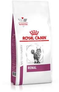 Сухой корм для кошек Royal Canin Renal, при проблемах с почками 4 кг