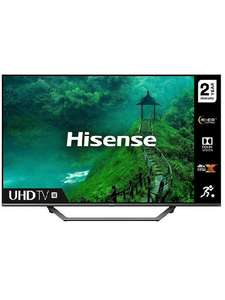 "Телевизор Hisense 43AE7400F, 43"", UHD, Smart TV"