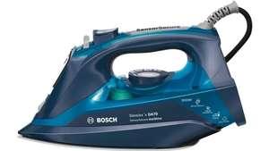 С бонусами выходит очень хорошая цена. Утюг Bosch sensixx`x TDA703021A Blue