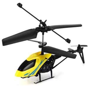 Вертолетик с гироскопом и ДУ Mini RC 901