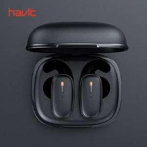 Bluetooth наушники Havit i91 TWS V5.0 HiFi за 26.99$