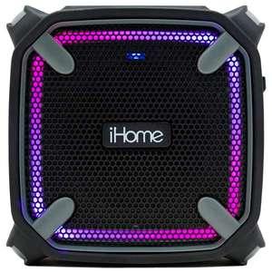 Беспроводная акустика iHome iBT371 (и другие товары со скидкой до 30% в М.Видео)