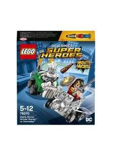 До конца дня LEGO 76070 Super Heroes Mighty Micros: Чудо-женщина против Думсдэя