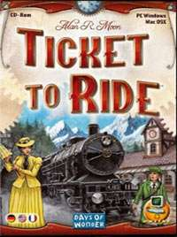 Ticket to Ride  БЕСПЛАТНО
