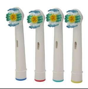 Насадки для зубной щетки Oral-B Braun