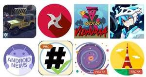 [Google Play] Подборка бесплатных приложений и игр