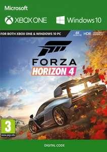 [Xbox One/PC] Forza Horizon 4 и другое