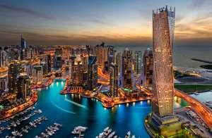 Москва - Дубай - Москва через Emirates с 3 мая по 20 июня